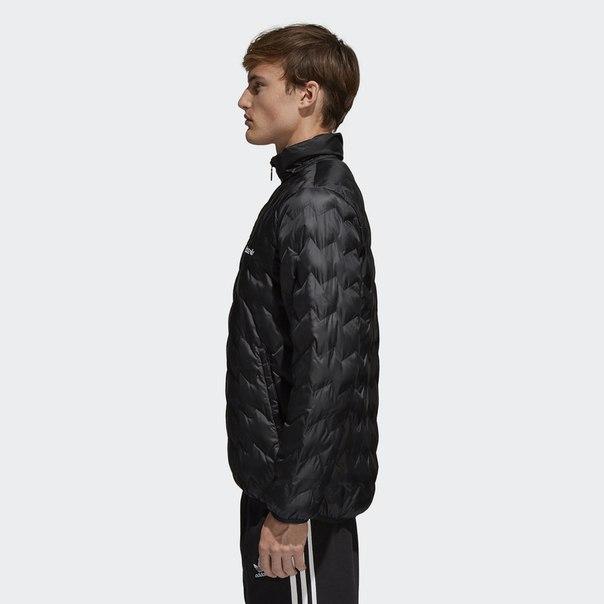 Утепленная куртка Serrated
