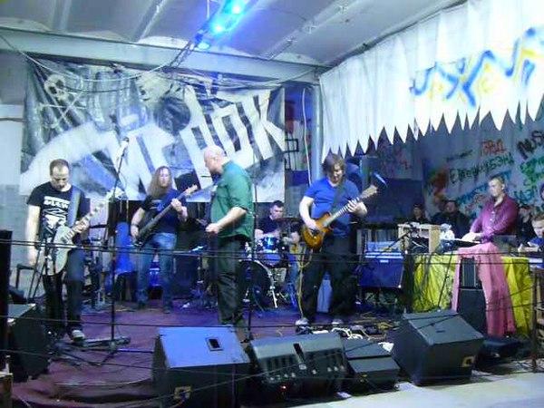 Группа Columbo () фестиваль ЭксПорт 14 апреля 2018