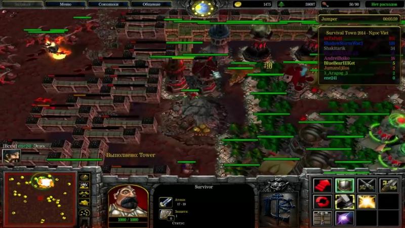 [2kxaoc] Новая жизнь Боевой Колбасы в Warcraft 3