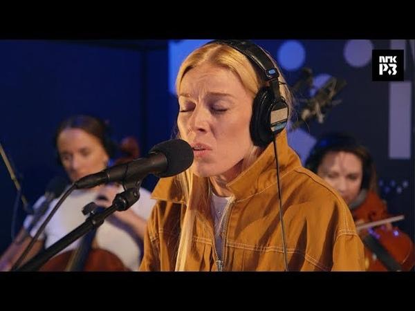 P3 Live: Gabrielle Håper du har plass (Cezinando cover)