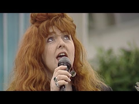 Maggie Reilly - Everytime We Touch (ZDF Fernsehgarten, 05.07.1992) OFFICIAL