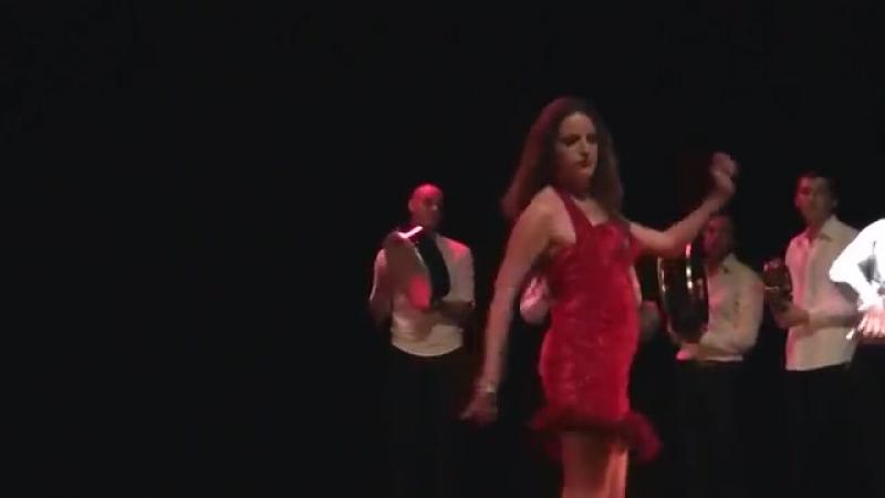 Maya Sarsa Ali Alaoui BDSS show 19160