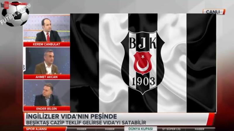 BEŞİKTAŞ Spor Ajansı ¦ Domogoj Vida, Rafael Yorumları 20 Haziran 2018
