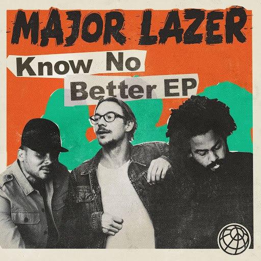 Major Lazer альбом Know No Better