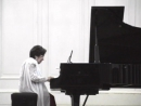 Rosalyn Tureck plays Bach Aria and 10 variations in the Italian style 1995