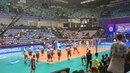 CEV Champions League Final Four Kazan 2018 Perugia - Zaksa Warm up