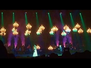 6-Phantom of the Opera - Sarah Brightman и Mario Frangoulis (со 2.05 мин.) - St.Petersburg, 28.11.2017