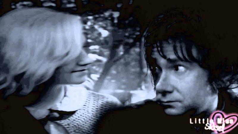 Bilbo Baggins Luna Lovegood | AU | Sweet despair - - Lavet af Sidsel Carnahan - -