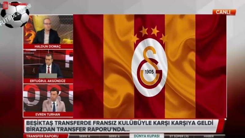 GALATASARAY Transfer Raporu ¦ Ahmet Musa Ndiaye Mondragon Yorumları 23 Haziran 2018