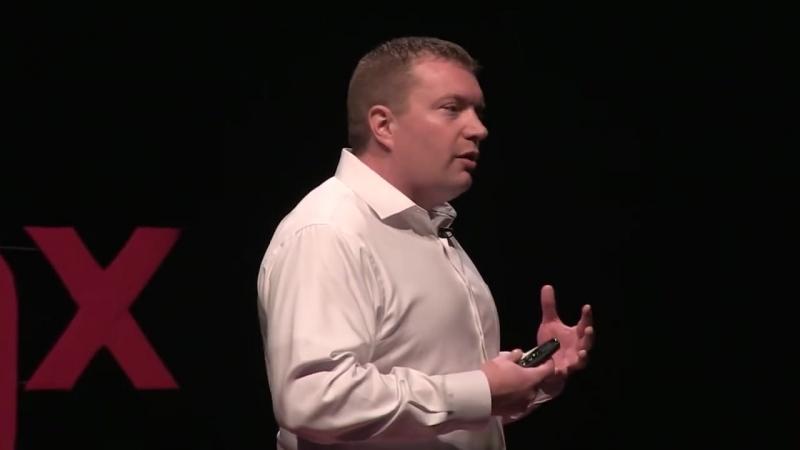 Break-Ups Don't Have to Leave You Broken - Gary Lewandowski - TEDxNavesink