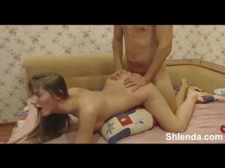 Оттрахал на вписке молодую первокурсницу шлюшку в анал russian young skinny 18yo teen anal after party