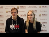 Мистер и Мисс ГМУ - 2017 4 пара (Владислав Бугров и Мария Молчанова)