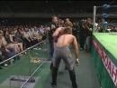 2003 09 12 KENTA Marufuji c vs Hashi Kanemaru Navigation Over the Date Line 2003 Day 13 GHC Jr Tag Titles