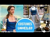 Emma Watson Beauty And The Beast 2017 Costume Wardrobe Unveiled On Display In Los Angeles