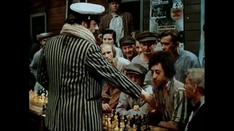 12 стульев. Шахматный турнир
