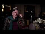 Keith Richards - rozhovor Dublin 2018