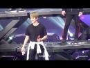 180211 ElyXion in Taipei EXO 너의 세상으로 Angle Baekhyun focus