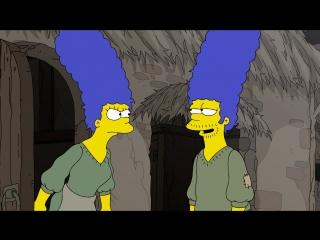 the simpsons |29х01| брат близнец