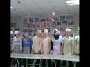 Тимур в школе на кулинарном мастер-классе
