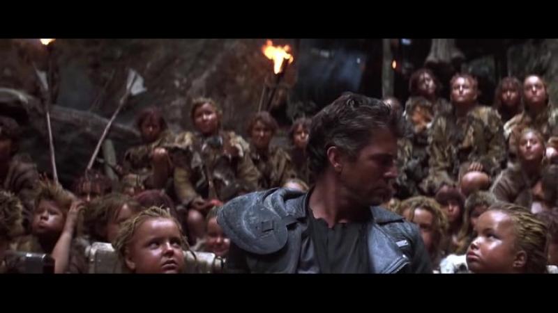 БЕЗУМНЫЙ МАКС 3: ПОД КУПОЛОМ ГРОМА. / Mad Max Beyond Thundеme. (1985)