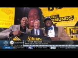 NFL. Draft 2018. Pittsburgh Steelers select Terrell Edmunds !