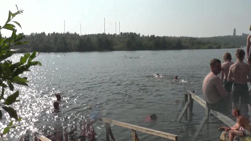На Семёновском озере