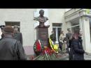 В Ростове открыли памятник легендарному разведчику Рихарду Зорге