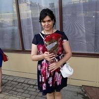 Анкета Наташа Берг