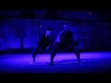 танцы 3 отряд Елена Лотик и Эрик Асилбекян