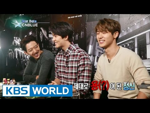 Guerilla Date with CNBLUE (Entertainment Weekly / 2015.09.25)