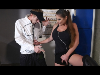 Cathy heaven - physical education (ass worship, big tits, brunette, couples fantasies, school, school fantasies, sports)