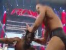  WM  Antonio Cesaro vs Kofi Kingston - Raw 15.04.2013