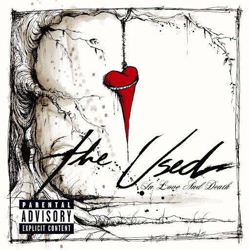 The Used альбом In Love And Death (PA Version)