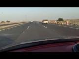 Long travel on Saudi Arabia road
