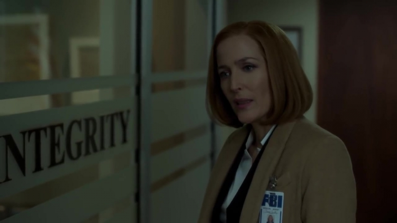 Scully Asks Walter For Help _ Season 11 Ep. 10 _ THE X-FILES