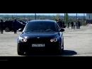 BMW M5 E60 Drifting Burnout Donuts Sound Chechnya