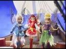 Disney Fairies Феи пиратского острова