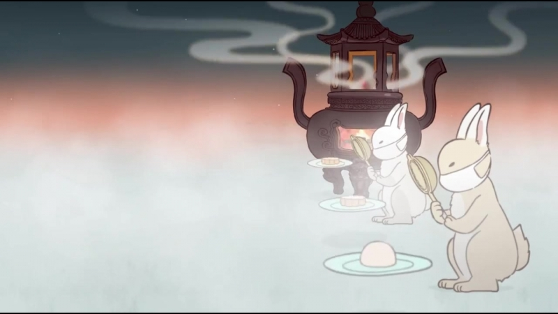 Fei Ren Zai. Боги и духи 3 серия