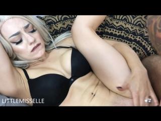 Little Miss Elle  SalfetkaHD21+  Full HD 1080, Blowjob, POV, Big Ass, Teen, Blonde, New Porn, 2017