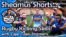 Sheamus Shorts: Rugby Kicking Skills with Cape Town Stormers