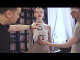 Игорь Чапурин создал первое в России 3D платье