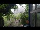 дождь усилился