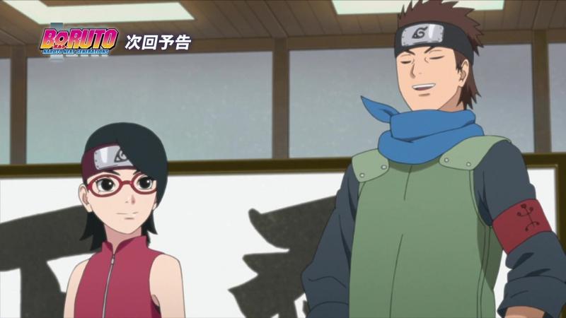 Боруто 42 серия 1 сезон - Rain.Death! [HD 720p] (Новое поколение Наруто, Boruto Naruto Next Generations, Баруто) Трейлер