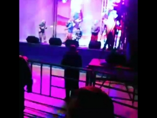 БУА шәһәрендә концерт