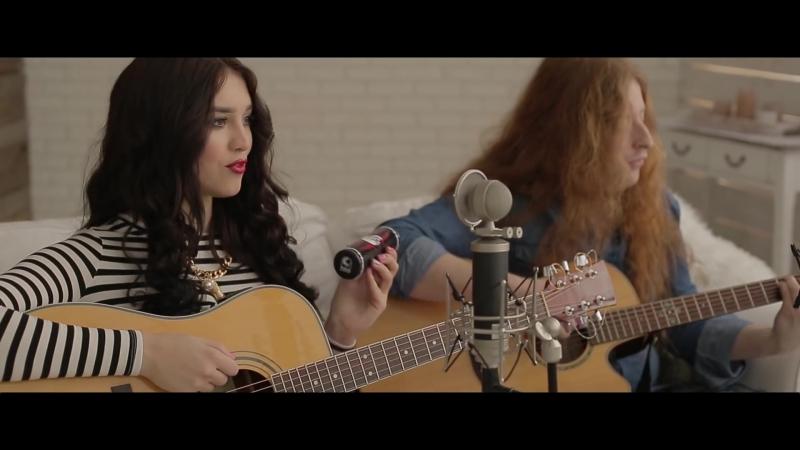 Roxette - Listen To Your Heart (acoustic cover by SershenZaritskaya)