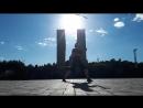 Aleksandr Kalnev nunchaku freestyle