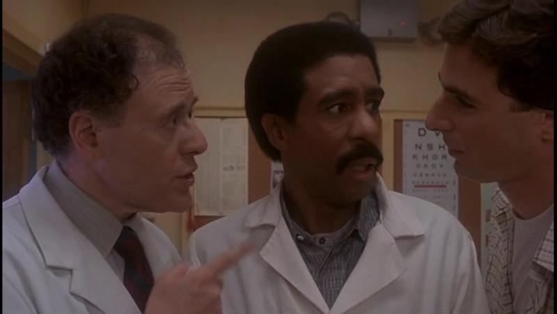 Критическое состояние 1987(комедия) Уэсли Снайпс