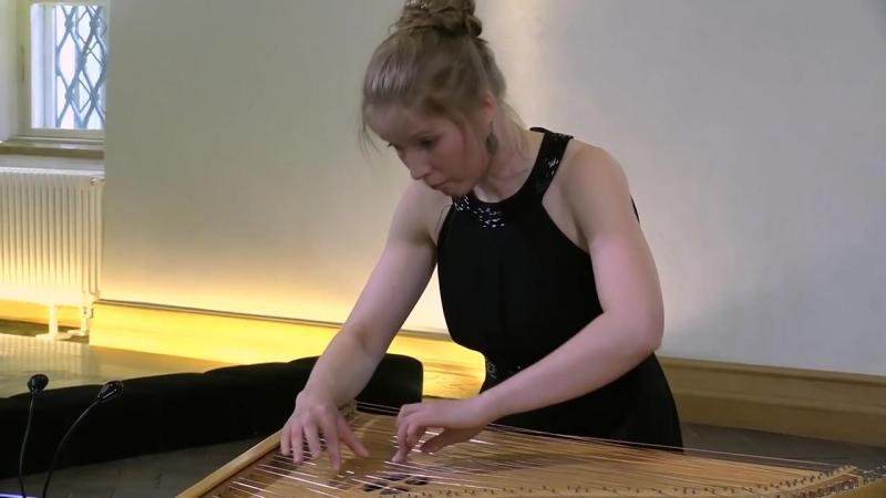 Jean-Philippe Rameau - Suite in A minor [Nouvelles Suites de Pièces de Clavecin]- Anna Liisa Eller, psalterium