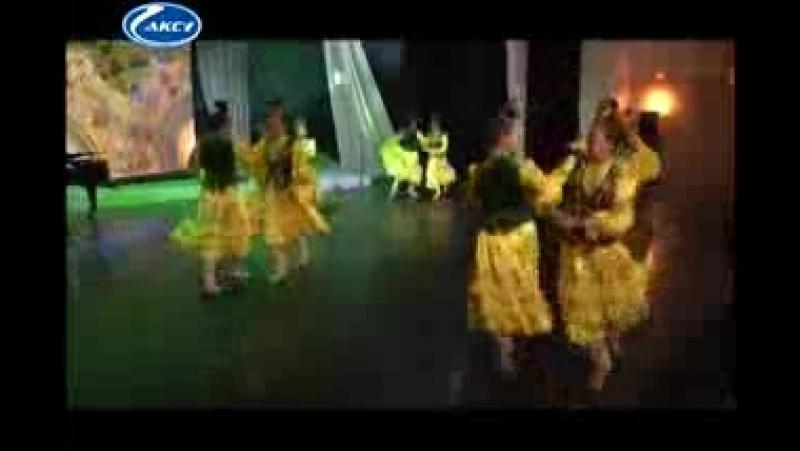 МИРАС ТВ - Сюрприз бию төркеме - Татар кызлары биюе