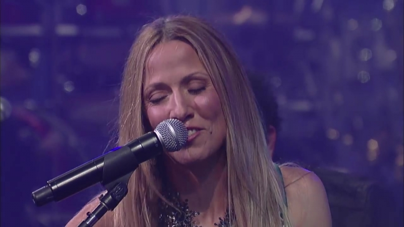 Sheryl Crow Long Road Home Live on Letterman